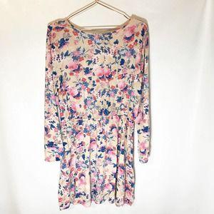 ASOS new look floral dress size XL